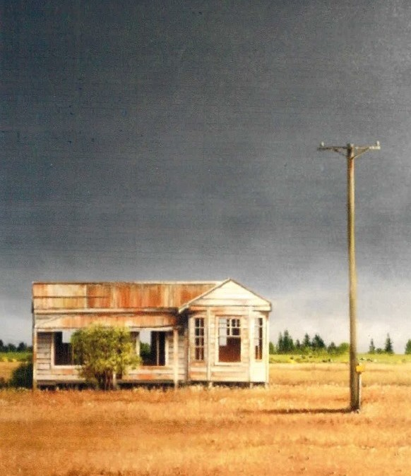Peter Wallers Abandoned Farm