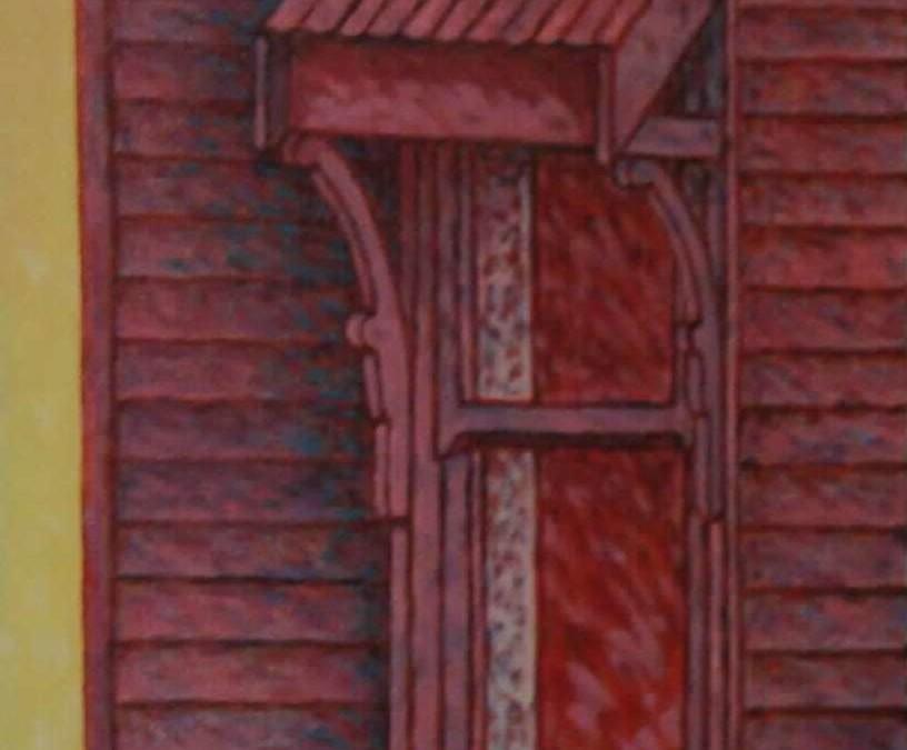 Peter Cramond Backroom Window
