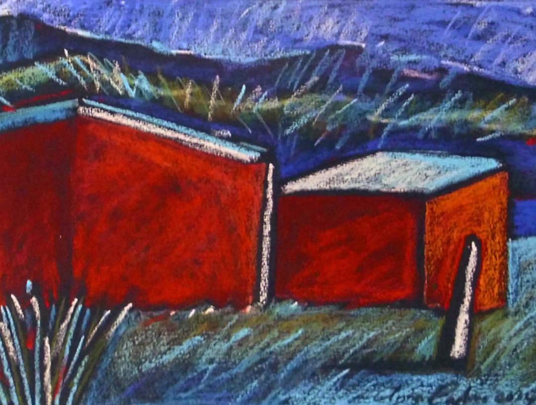 Anna Palmer Red Barns