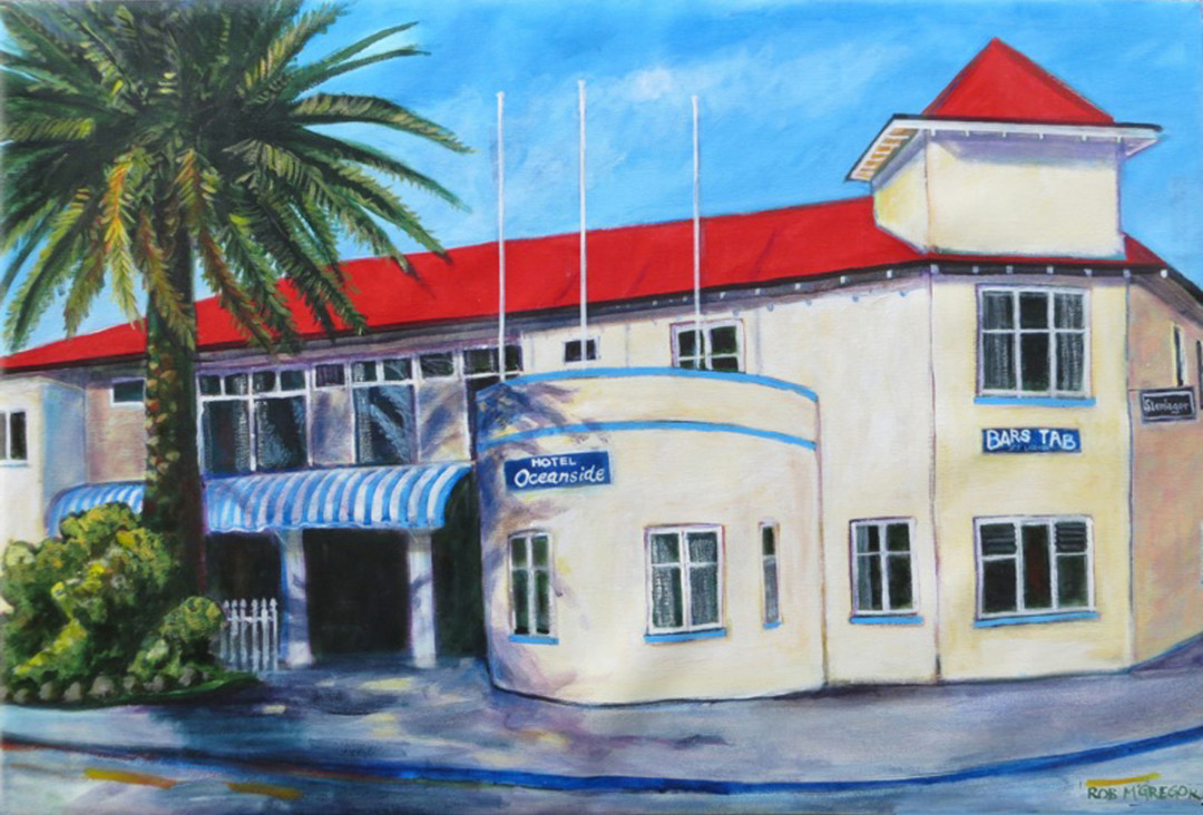 Rob McGregor – Hotel Oceanside