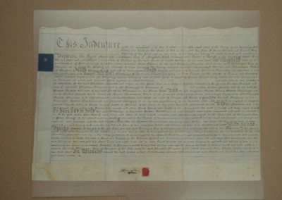 Indenture Document