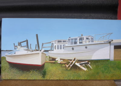 John Towers – Boat Yard Omokoroa