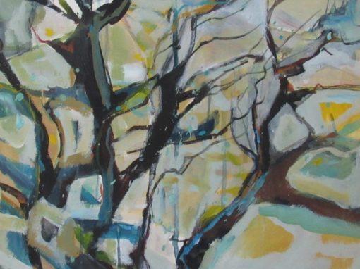 Sharen Watson – Coastal Trees