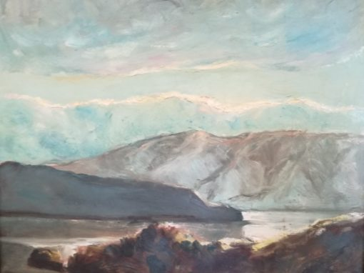 Greg Whitecliffe – Coromandel / Harbour Inlet