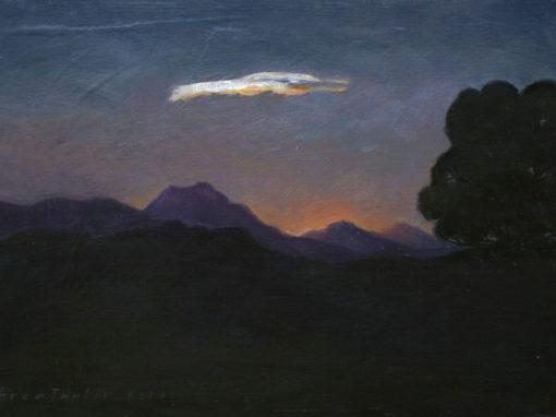 Greg Taylor  – Orapiu Sunrise