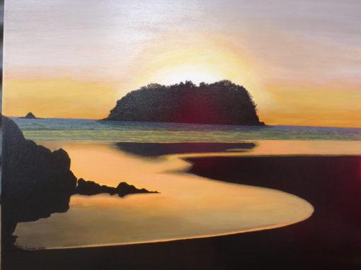 John Towers – Sunrise Motuotau Island