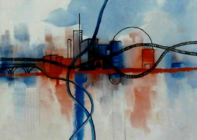 Julia Blackler – Cityscape