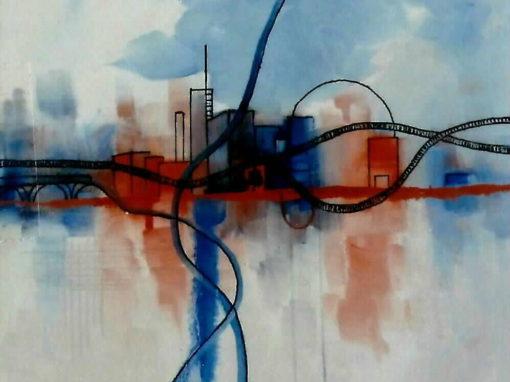 Julia Blackler – Cityscape