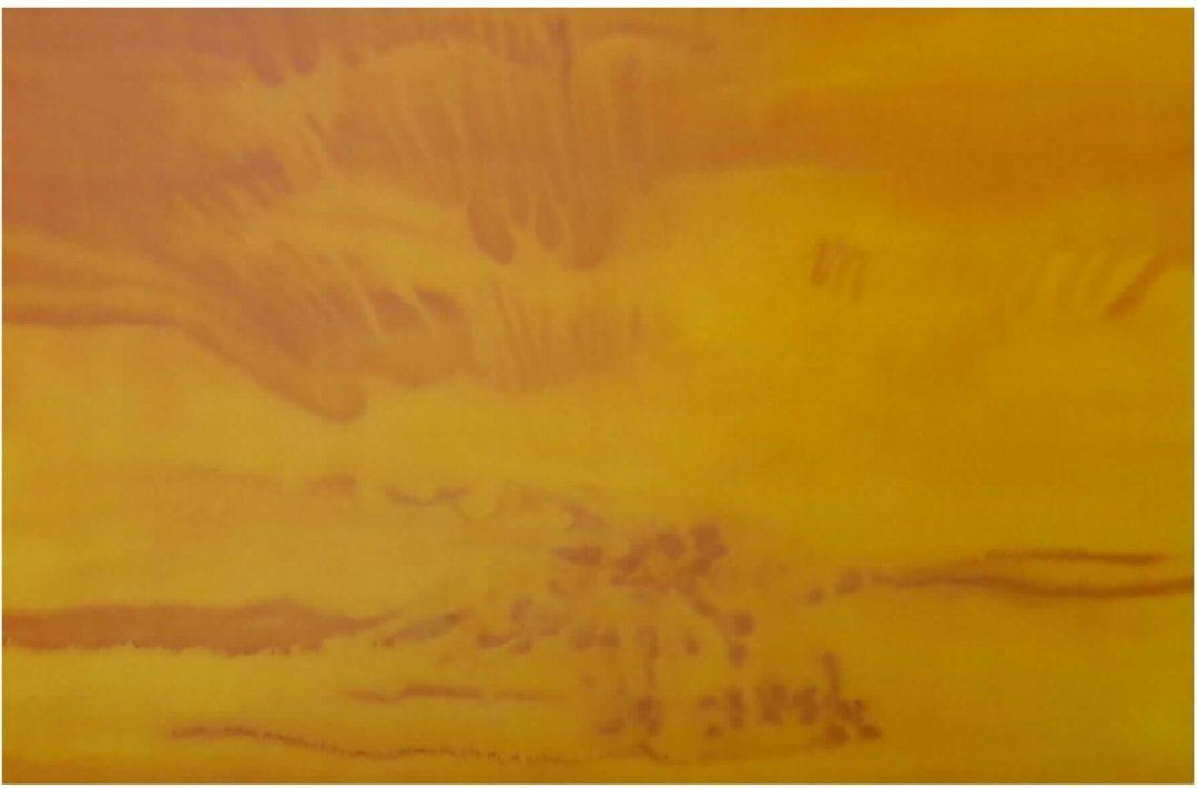 Kay de la Tour Scott – Yellow