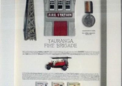 Gill Wallers Tauranga Fire Brigade