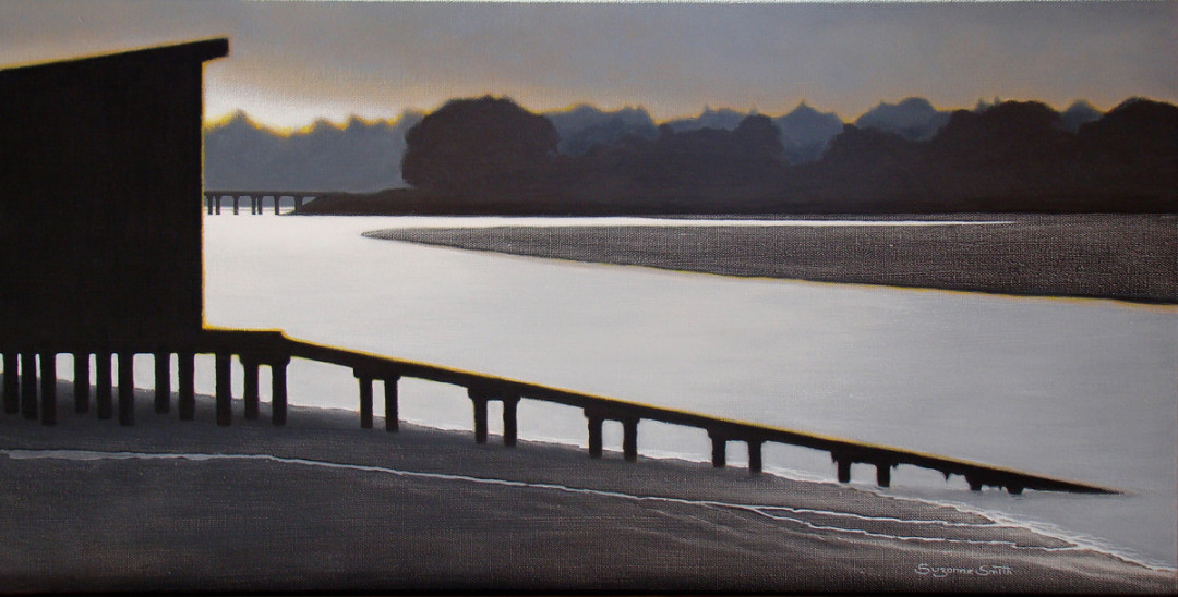 Suzanne Smith – Boatshed