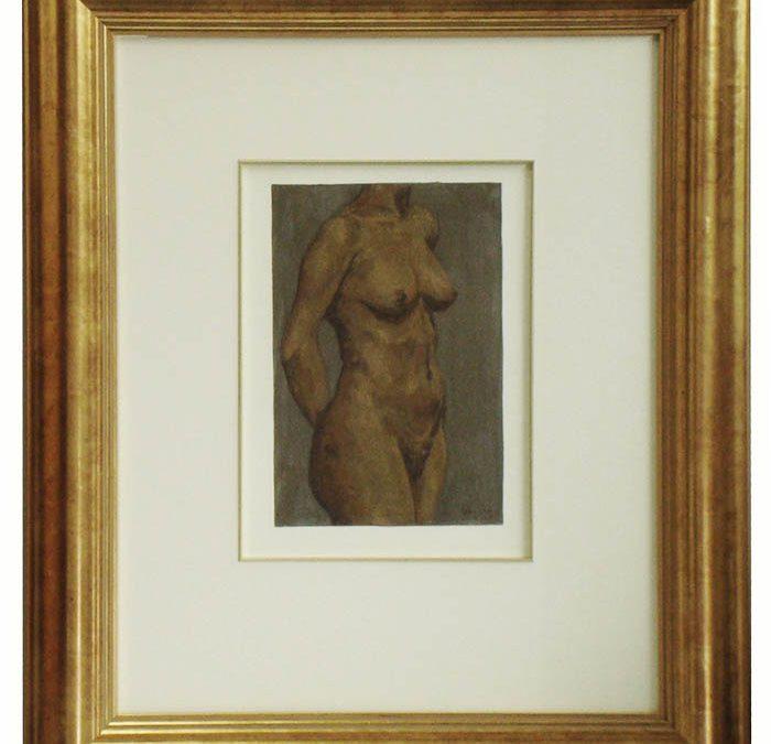 Graham Crow – Nude