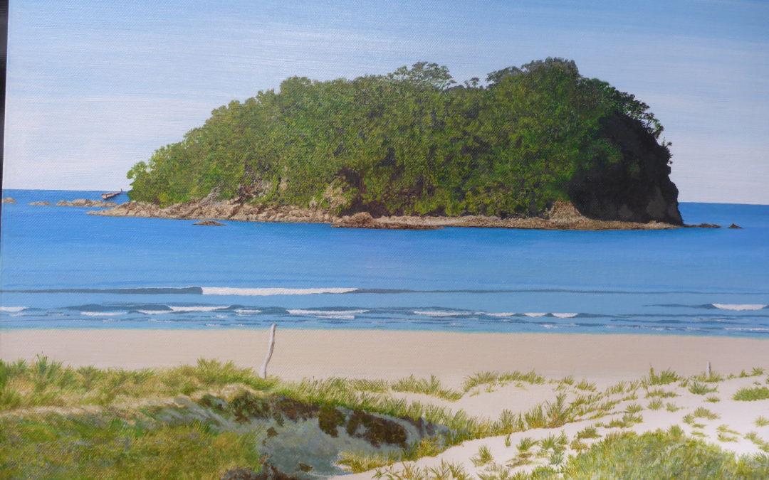John Towers – Motuotau Island (Rabbit Island)