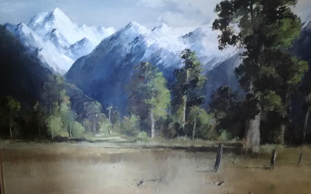 Peter Wallers – Mt Cook
