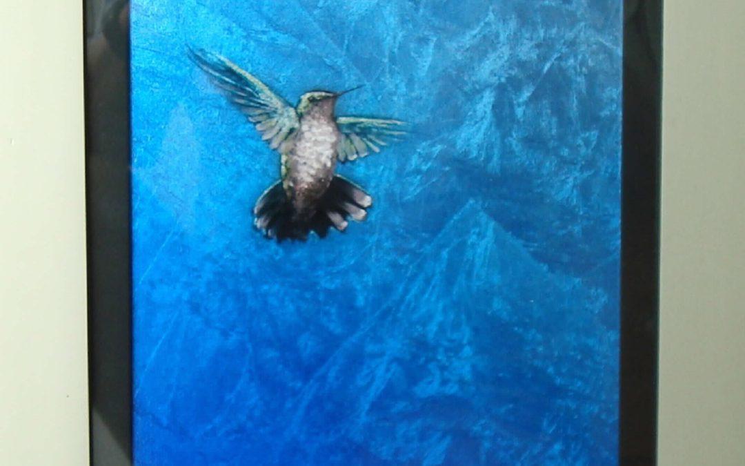 Patrick Guyton – Humming Bird