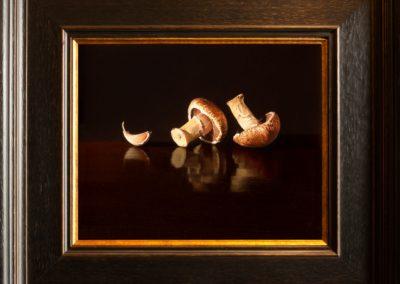 Anita Blanchett – Mushrooms with garlic