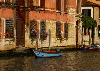 Blue Boat – Venezia